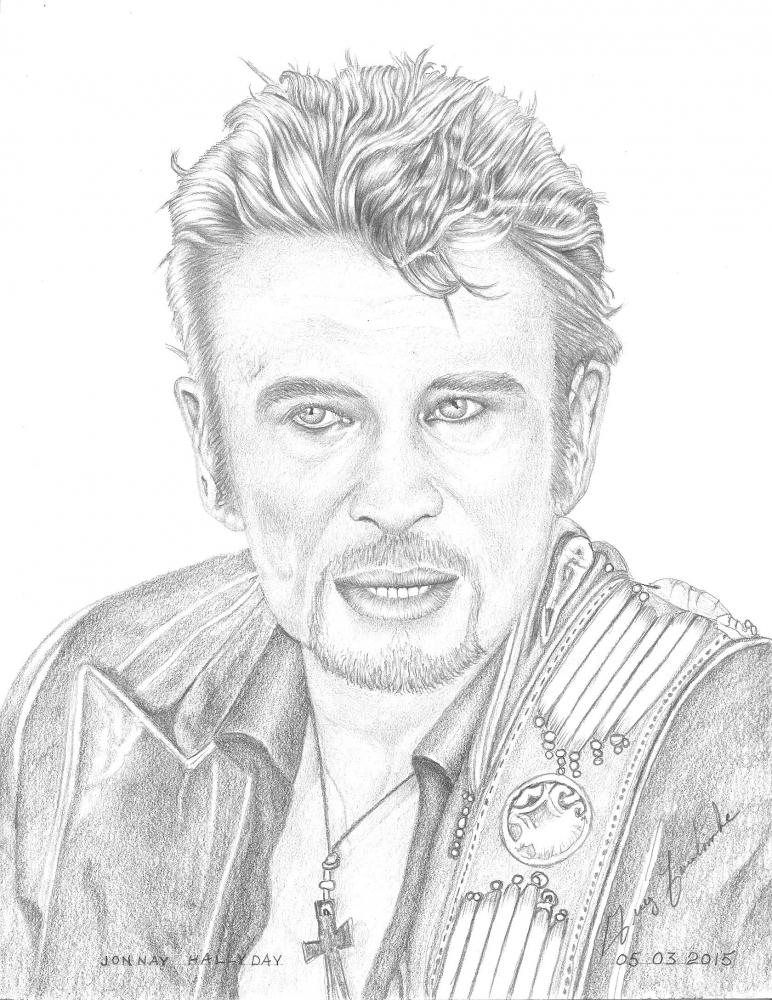 Johnny Hallyday por voyageguy@gmail.com